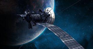 Egyptský telekomunikační satelit