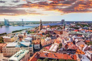 Lotyšská národní banka snížila výhled růstu HDP pro rok 2019 na 2,3 %