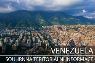 Venezuela: Základní charakteristika teritoria, ekonomický přehled