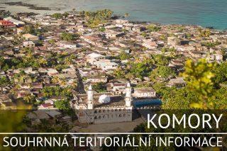 Komory: Souhrnná teritoriální informace