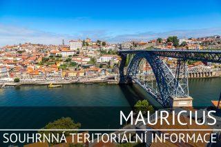 Mauricius: Souhrnná teritoriální informace