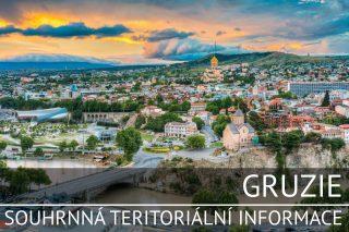 Gruzie: Souhrnná teritoriální informace