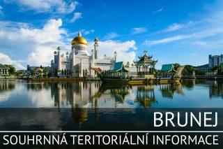 Brunej: Souhrnná teritoriální informace