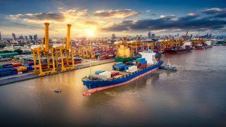 Panamský export roste