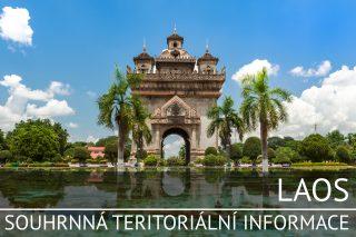 Laos: Souhrnná teritoriální informace