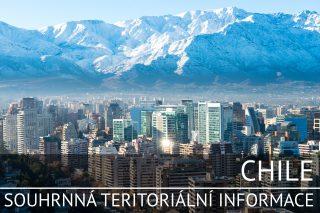 Chile: Základní charakteristika teritoria, ekonomický přehled