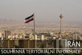 Írán: Souhrnná teritoriální informace