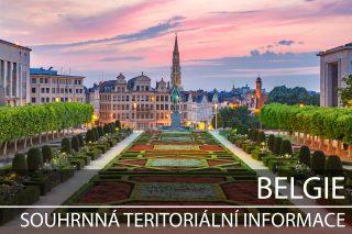 Belgie: Souhrnná teritoriální informace