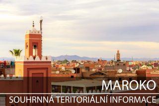 Maroko: Základní charakteristika teritoria, ekonomický přehled