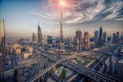 Víceúrovňové křížení silnic v Dubaji, Spojené arabské emiráty