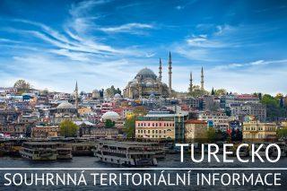 Turecko: Souhrnná teritoriální informace