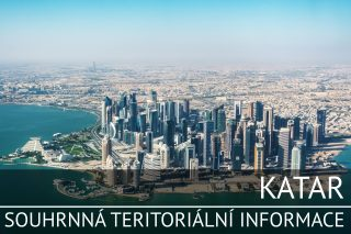 Katar: Souhrnná teritoriální informace