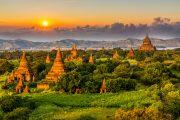Chrámy v Baganské archeologické zóně, Myanmar
