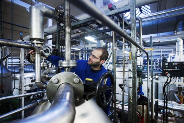 Liberecký provoz výrobce biopaliv Temperatior, ilustrační foto