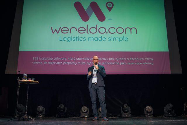 Speciální cenu Microsoftu si odnesl logistický software Wereldo