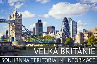 Velká Británie: Souhrnná teritoriální informace