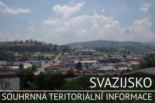 Svazijsko: Souhrnná teritoriální informace