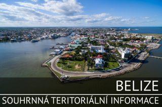 Belize: Základní charakteristika teritoria, ekonomický přehled