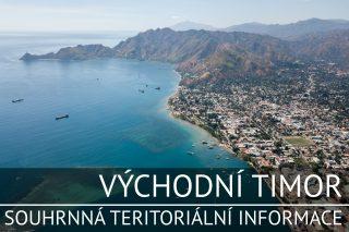 Východní Timor: Souhrnná teritoriální informace