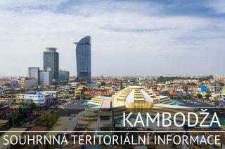 Kambodža: Souhrnná teritoriální informace