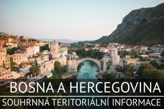 Bosna a Hercegovina: Souhrnná teritoriální informace