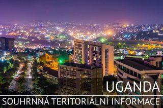 Uganda: Souhrnná teritoriální informace