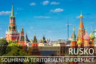 Rusko: Souhrnná teritoriální informace