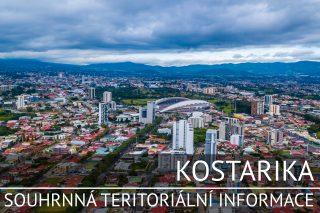 Kostarika: Souhrnná teritoriální informace
