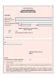 Přihláška ke zkoušce odborné způsobilosti žadatele o vydání muničního průkazu – Ministerstvo vnitra (MV)