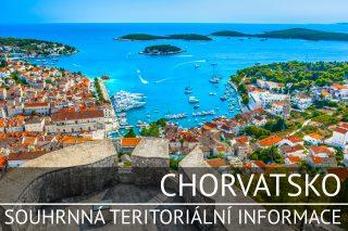 Chorvatsko: Souhrnná teritoriální informace