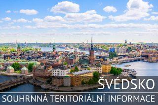 Švédsko: Souhrnná teritoriální informace