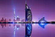 Hotel Burj Al Arab, Dubaj, Spojené arabské emiráty