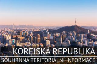 Korejská republika: Souhrnná teritoriální informace
