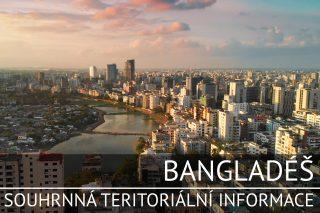 Bangladéš: Základní charakteristika teritoria, ekonomický přehled