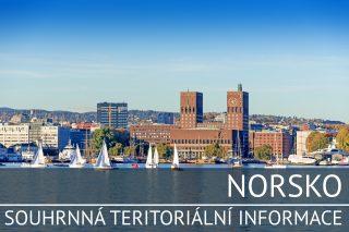 Norsko: Základní charakteristika teritoria, ekonomický přehled