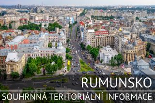 Rumunsko: Souhrnná teritoriální informace