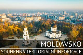 Moldavsko: Souhrnná teritoriální informace