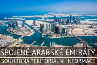 Spojené arabské emiráty: Souhrnná teritoriální informace