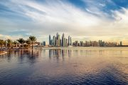 Panorama města Dubaj, Spojené arabské emiráty