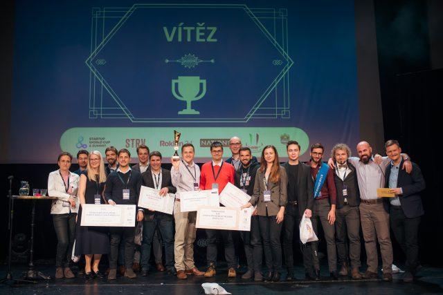 Výzvu v podobě krátkého pitche přijalo deset startupů