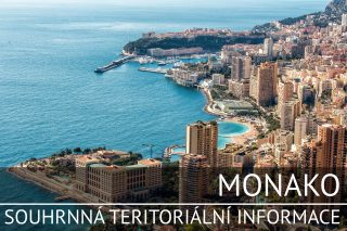 Monako: Souhrnná teritoriální informace