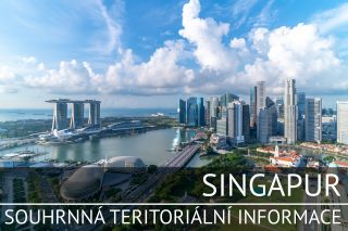 Singapur: Souhrnná teritoriální informace