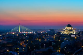 Srbsko kvůli koronaviru vyhlásilo výjimečný stav, vláda chystá balík na podporu ekonomiky