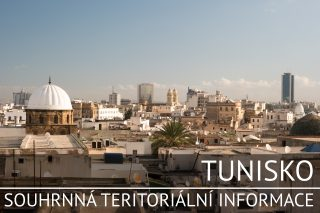 Tunisko: Souhrnná teritoriální informace