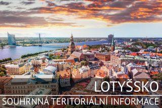 Lotyšsko: Souhrnná teritoriální informace