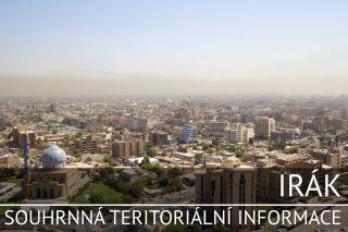 Irák: Základní charakteristika teritoria, ekonomický přehled