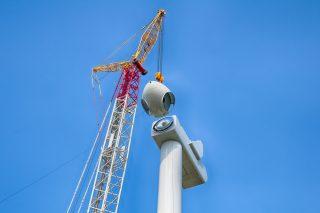 U Británie roste největší větrný park na světě. Celkový výkon přesáhne tři reaktory z Temelína