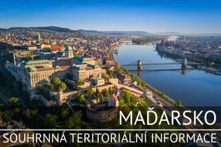 Maďarsko: Základní charakteristika teritoria, ekonomický přehled
