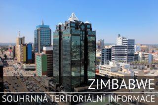 Zimbabwe: Základní charakteristika teritoria, ekonomický přehled