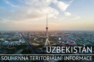 Uzbekistán: Souhrnná teritoriální informace